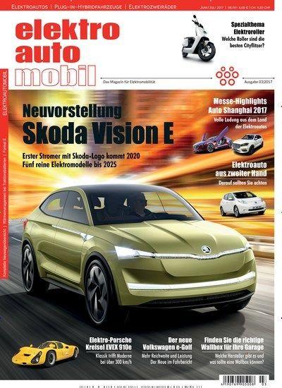 Neuvorstellung Erstes #eAuto mit #Skoda-Logo kommt 2020 - 5 reine #Elektro-Modelle bis 2025  In #Elektroautomobil: