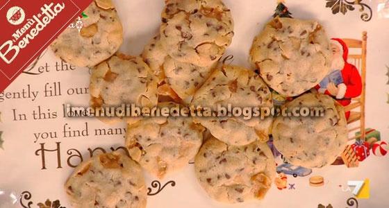 Cookies Arachidi e Caramelle Mou di Benedetta Parodi