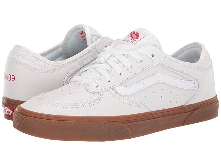 Vans Rowley Classic Athletic Shoes True WhiteGum | Vans