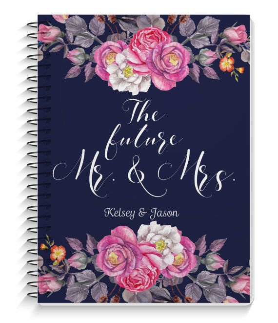 The perfect wedding planner to plan everything for your big day!!  www.threebeespaperie.etsy.com