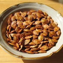 Roasted Pumpkin Seeds (All Recipes) 10 Perfect Pumpkin Recipes for Fall
