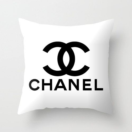 Luxury Dripping White of Brand Fashion Design for Home Decor Pillow Case 16x16 and 18x18