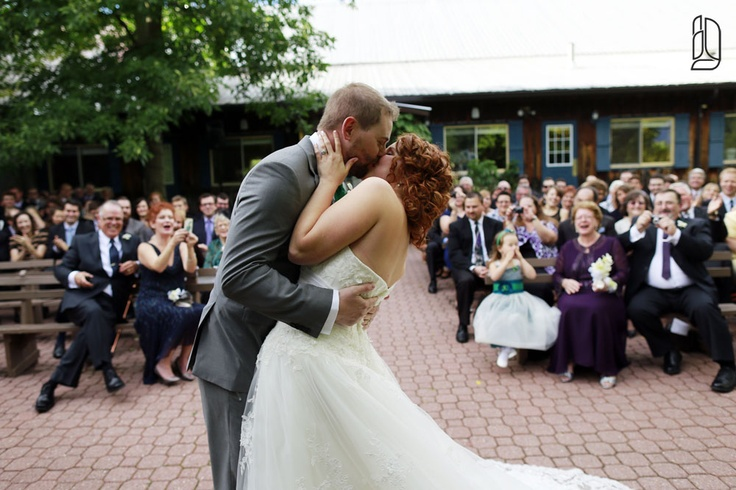Wedding of Jessey + Jeremy at Strathmere Lodge near Ottawa