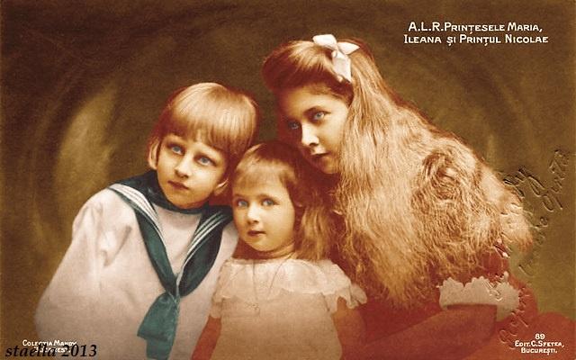 Nicolae, Ileana, Mignon