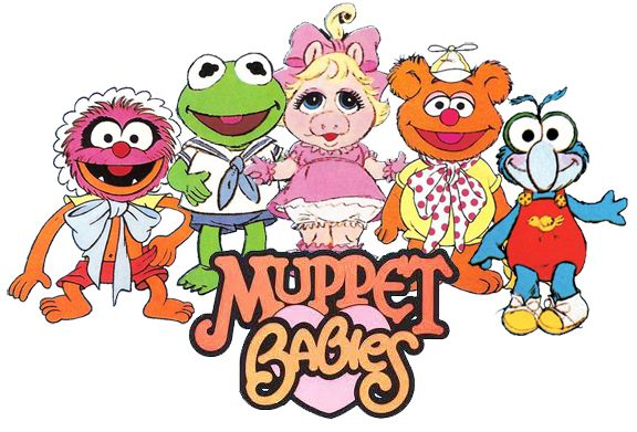 Muppet Babies Characters - Film Animation Cartoon HD