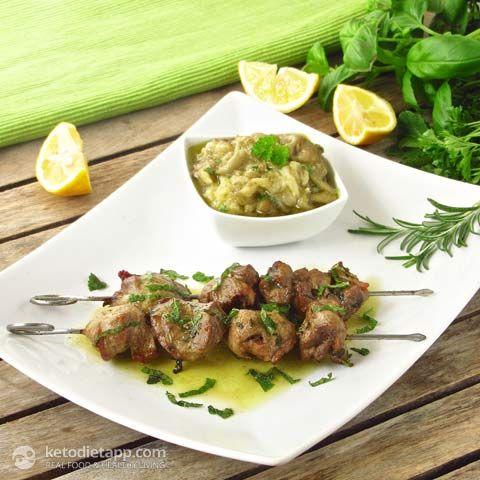 recipe: greek lamb shish kabob marinade [33]