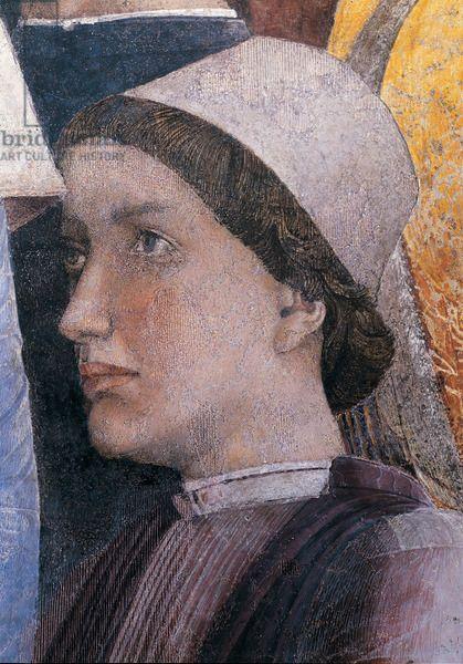Decorazione della Camera degli Sposi di Andrea Mantegna  Decorazione della Camera degli Sposi. Palazzo Ducale, Mantova
