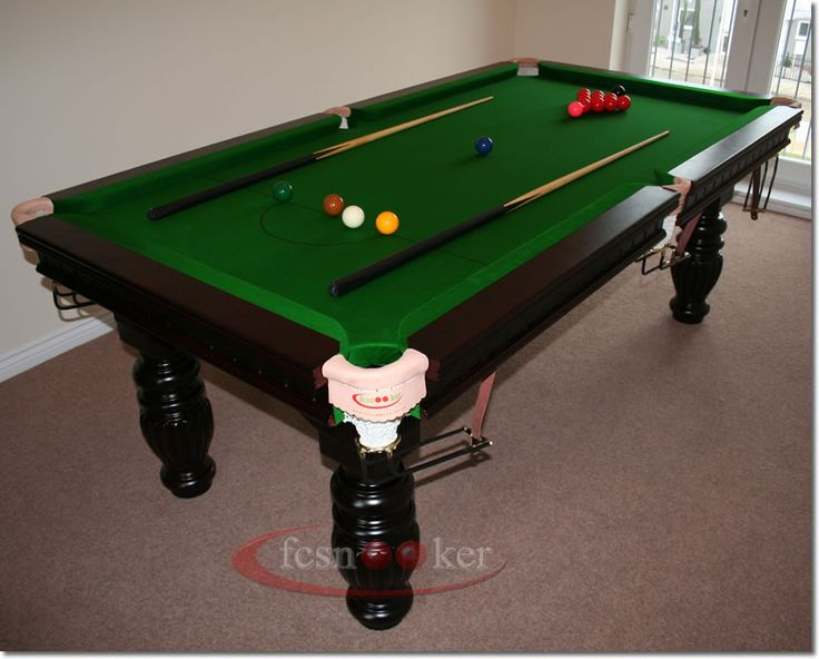 Best 25 pool table sizes ideas on pinterest - 8 foot pool table dimensions ...