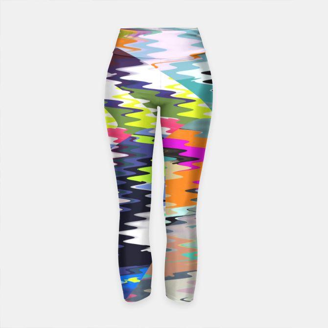 Tenhas Yoga Pants