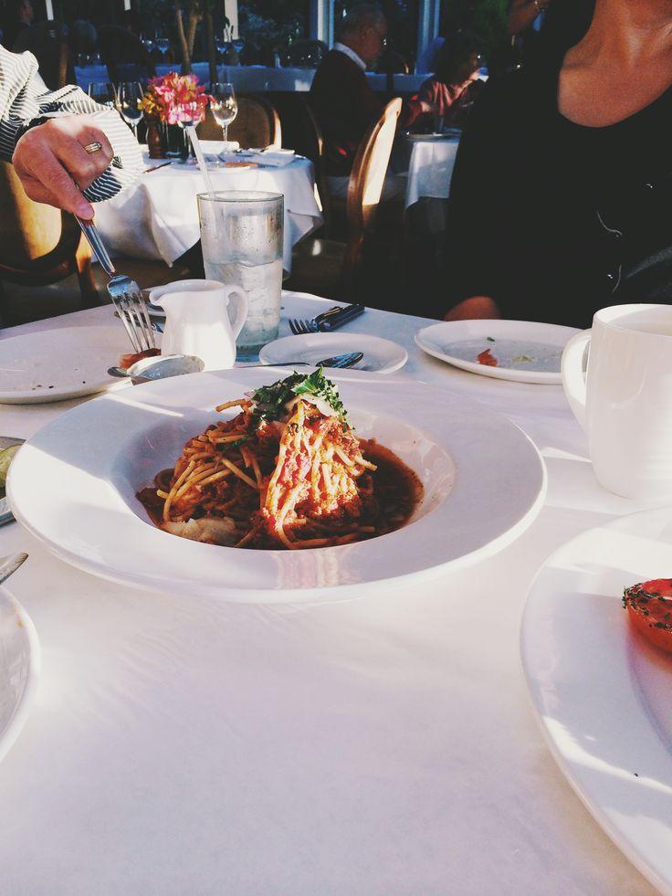 Spaghetti Bolognese. | http://allermanger.me