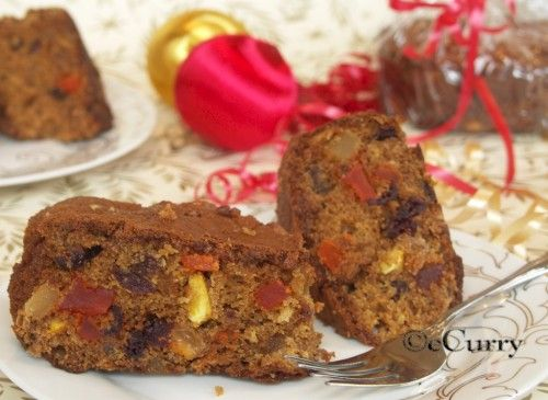 Christmas Cake Flavour Ideas : Fruit cakes, Rum and Very merry christmas on Pinterest