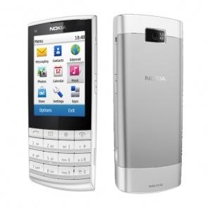 Nokia X3-02 White, este me gustaba mucho, sencillo y fácil de usar, con internet, música, wifi, buena cámara y se veía tan simple que todos creían que era de cajita de cereal :P