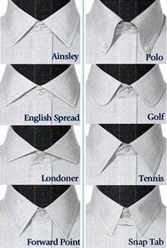 Modelos do Vestuário Masculino
