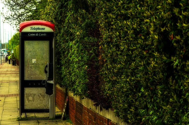 KX+ Phone Box in Salford England by Jakub Hajost on 500px