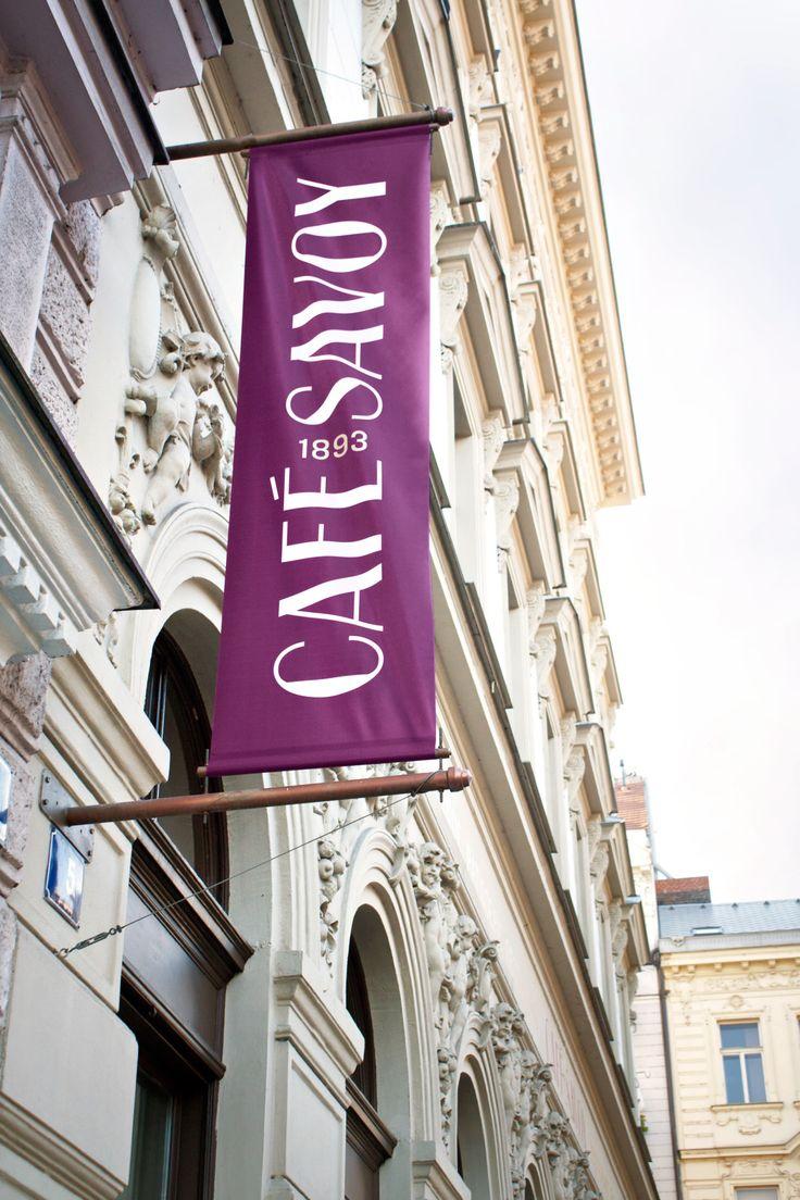 Café Savoy | Studio Najbrt