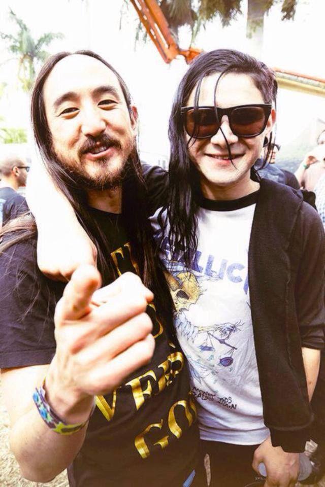 Steve Aoki & Skrillex