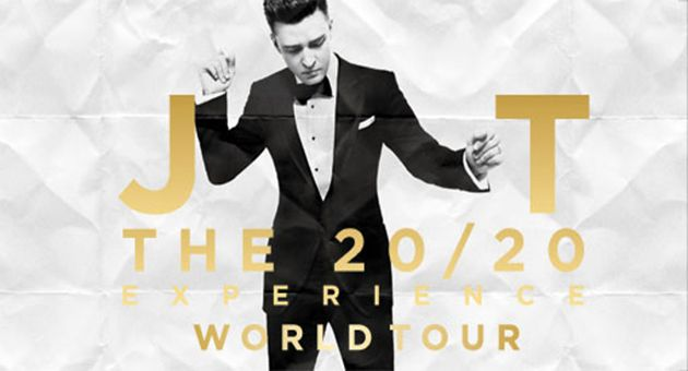Justin Timberlake İstanbul' a geliyor.