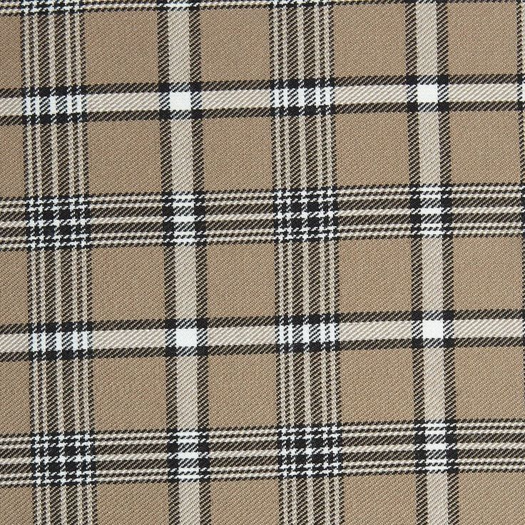 tissu tartan carreaux beige clan stylish dockers actualit mondial tissus tissus d. Black Bedroom Furniture Sets. Home Design Ideas