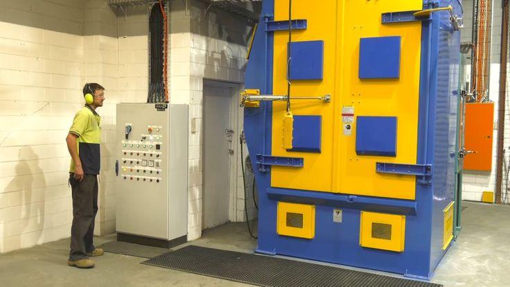 ABSS Spinner Hanger Machine