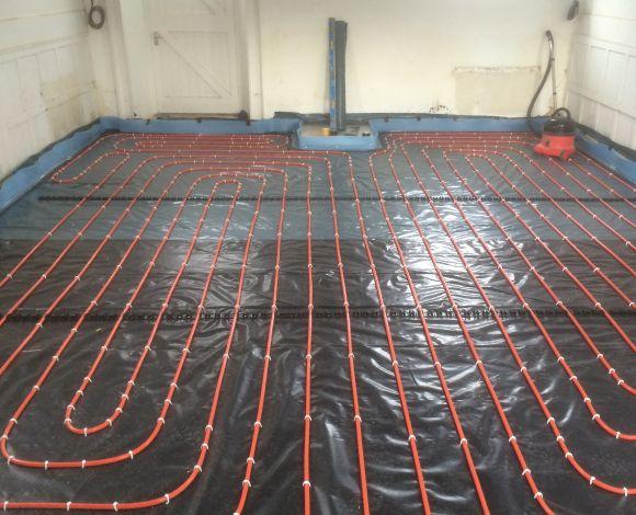 Underfloor Heating Cost Solid Floor