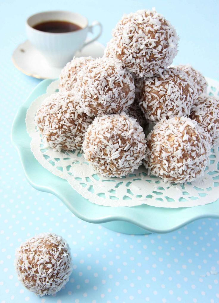 #Havrebollar / #chokladbollar | Tidningen Hembakat
