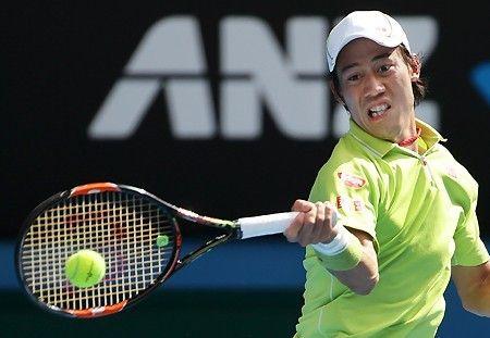 テニスの錦織圭選手が28日、今シーズンの最初のグランドスラム(4大大会)となる全 - Yahoo!ニュース(まんたんウェブ)