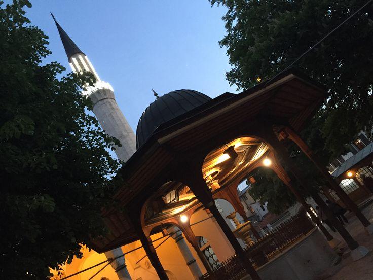 Sarajevo-Gazi Husrev Beg Mosque
