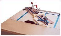 Universal Table Saw Jig - downloadable plans
