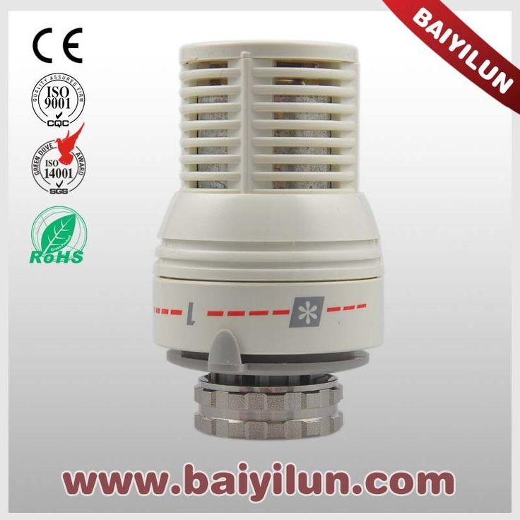 ABS Cabeza de la Válvula Termostática Del Radiador, EN215 cabezal termostático