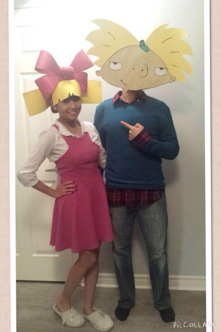 Helga pataki costume