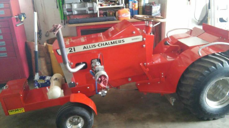 Pulling Truck Slipper Clutch : Images about garden tractor pulling eck out all