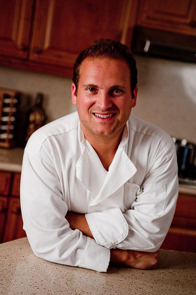 April Wise Photography: John Turner, Chef [San Luis Obispo ...
