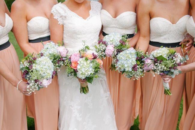 Really cool bridesmaid dresses