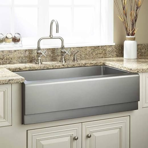 17 Best Images About Kitchen Sink On Pinterest: 17 Best Ideas About Stainless Farmhouse Sink On Pinterest