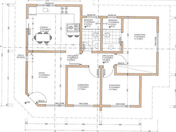 23 best planos images on Pinterest House design, Floor plans and - logiciel gratuit plan maison