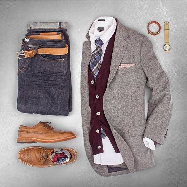 Need something a little more dressier ⁉️ Check out this fall preview  Outfit by: @matthewgraber