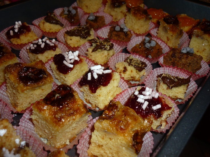 Little pastries mix/Pasticcini misti
