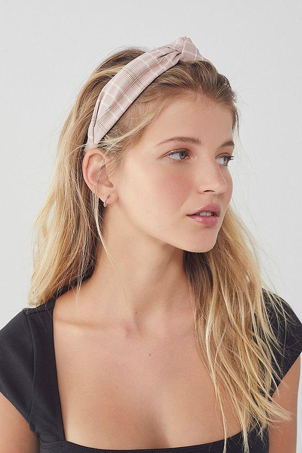 Haarknoten-Stirnband