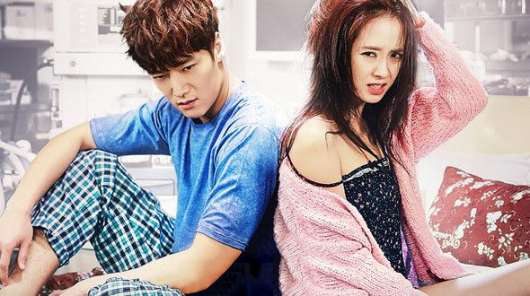Oh Chang Min (Choi Jin Hyuk) and Oh Jin Hee (Song Ji Hyo) in Emergency Couple. These guys were hilarious. They totally know how to fight.