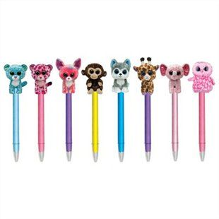 Ty Beanie Boos Plush Assorted Pen