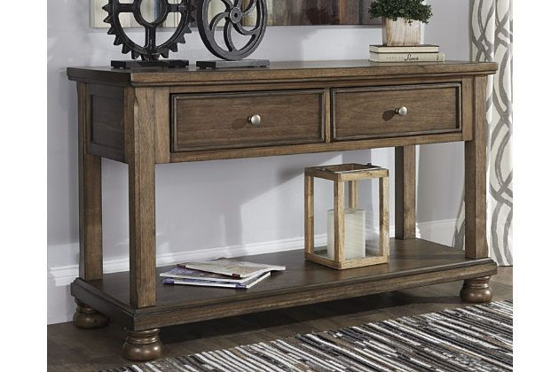 Flynnter Sofa Console Table Ashley Furniture Table Console Table Sofa
