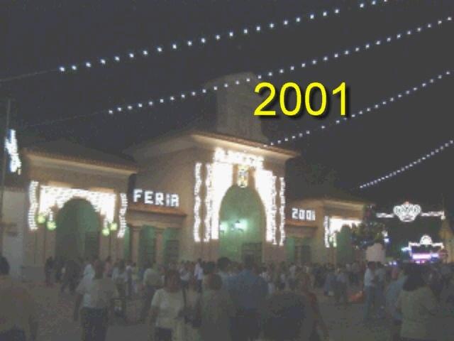 Puerta de Hierros 2000-2010, via Flickr.