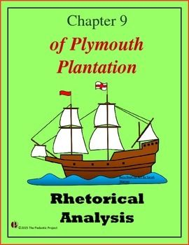 an analysis of chapter four of william bradfords of plymouth plantation William bradford (1590-1657) william bradford's life displayed a mixture of of plymouth plantation chapter 9 with which the ship.