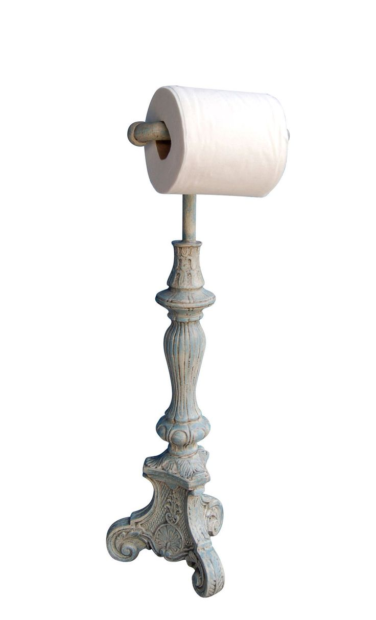 Free Standing Classic Toilet Paper Holder