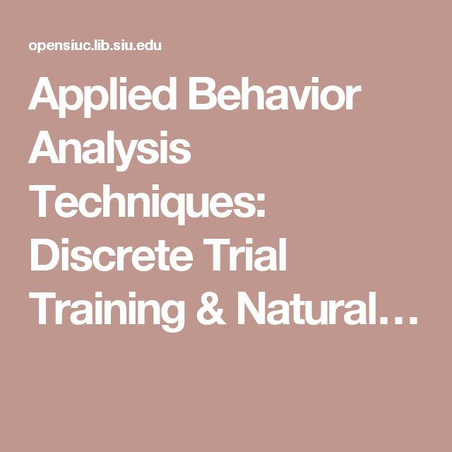 698 Best Bcba Images On Pinterest | Applied Behavior Analysis, Aba