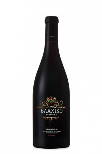 Domaine Glinavos, Vlahiko, Red Dry Wine, Zitsa, Greece