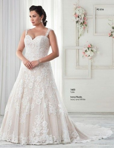 Bonny Unforgettable Wedding Dresses - Style 1603