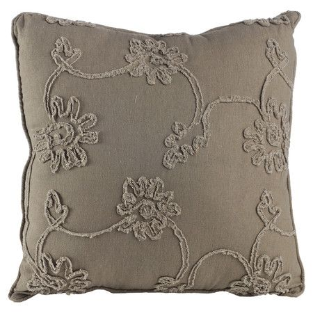 Ellis Pillow in Grey: