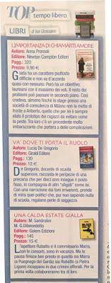 Mariel Sandrolini: su TOP DI QUESTA SETTIMANA.. segnalano UNA CALDA E...