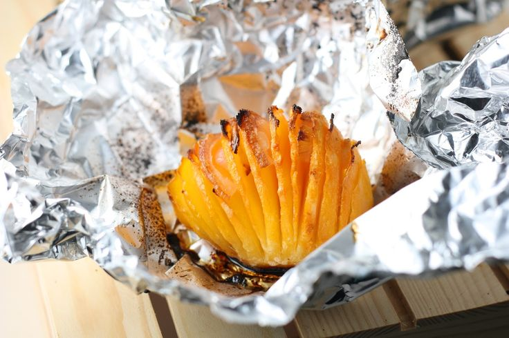 Hasselback Rutabaga. Looks tasty and easy. Gonna try w/ turnip
